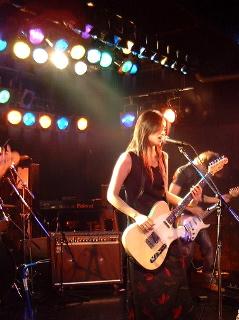 さとこと月2001年9月11日のライブ