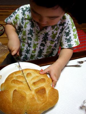 父の日のパン