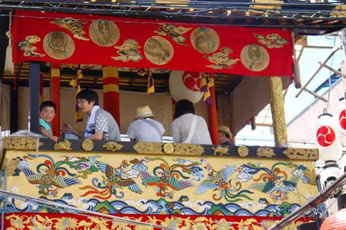 祇園祭岩戸山