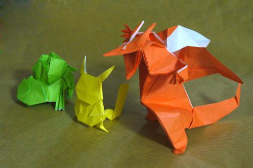 クリスマス 折り紙 折り紙 ピカチュウ : funafunana7.seesaa.net