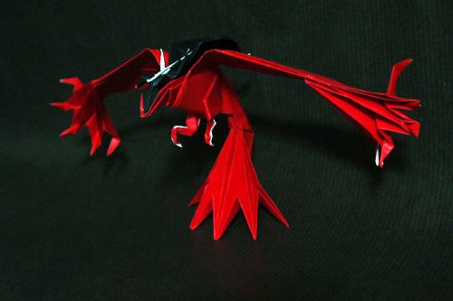 簡単 折り紙:折り紙折り方キャラクターポケモン-funafunana7.seesaa.net