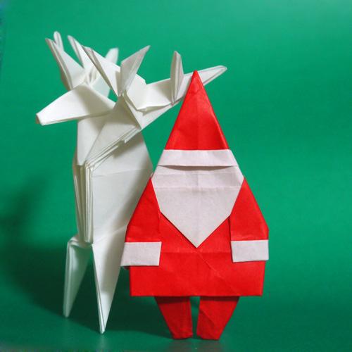 折り紙 クリスマス