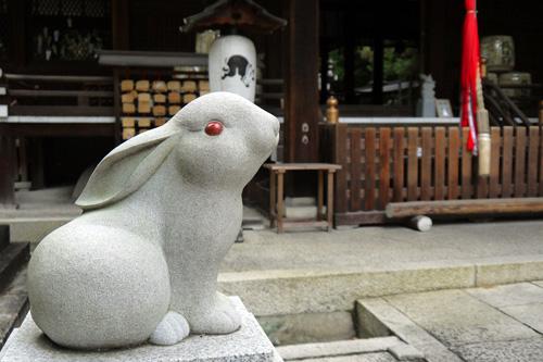 うさぎ神社