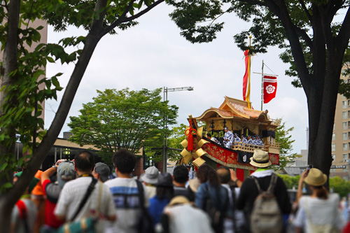 京都祇園祭 大船鉾