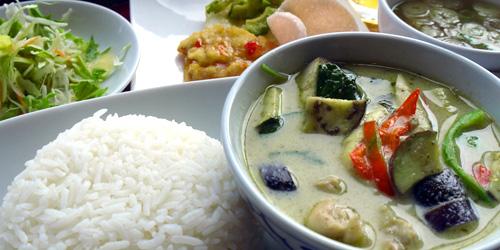 タイ料理 キンカーオ